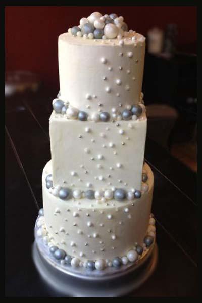 Jewel Tone Wedding Cake Little Delights