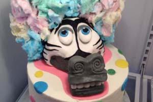 Madagascar Cake!