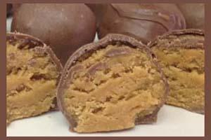 Nutter Butter Cake Balls