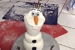 Just Olaf